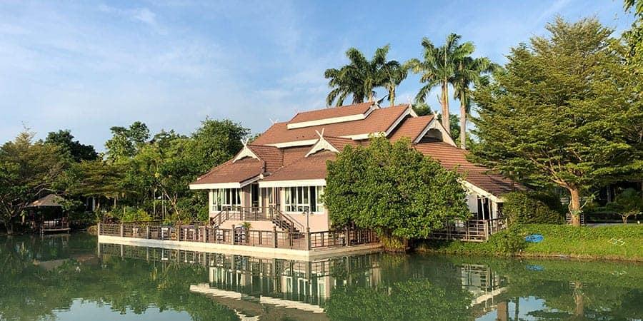Le Charme hotel Sukhothai Intrepid Explore Northern Thailand
