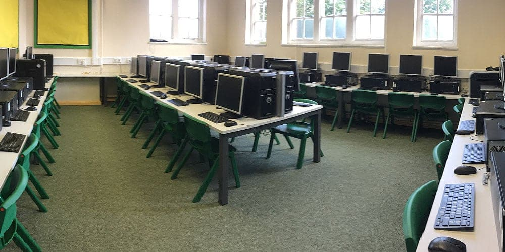 North Mundham Primary School ICT Suite