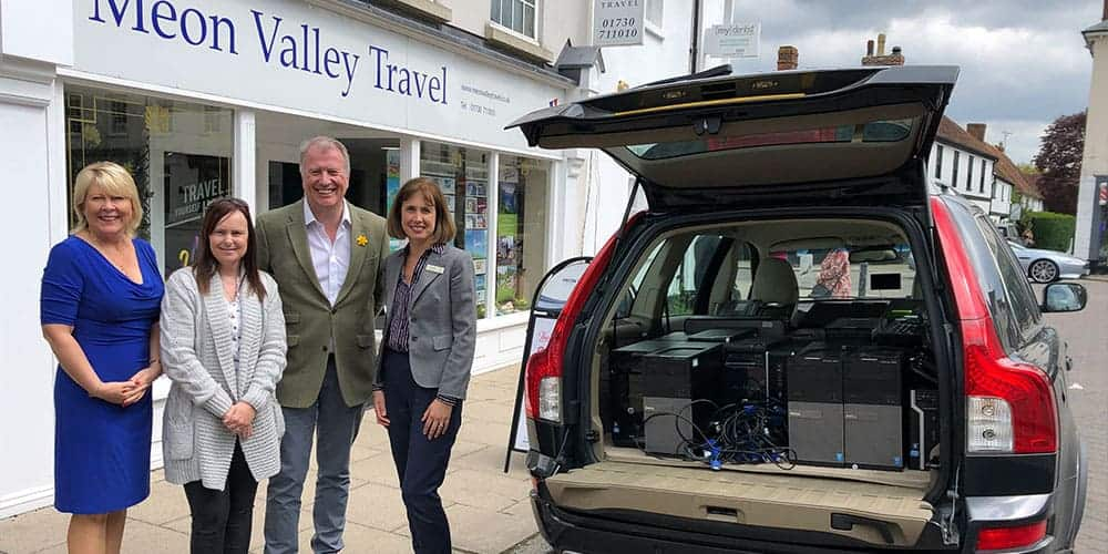 Meon Valley Travel Corporate Social Responsibility