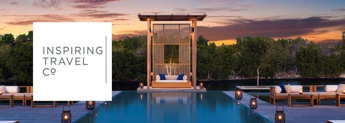ITC Luxury Holidays Travel Show logo