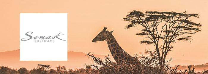 Somak Safari Holiday Show Petersfield