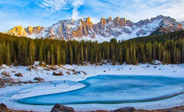 South Tyrol Mountain