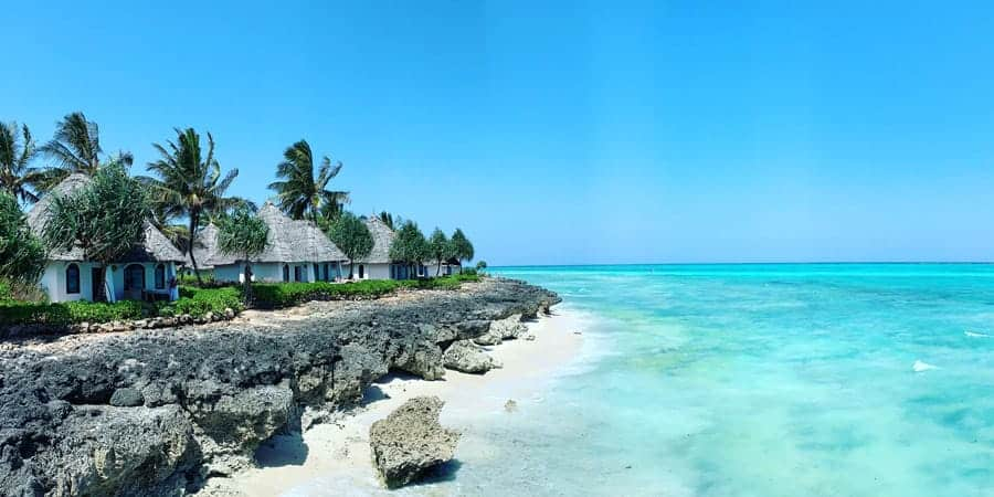 Zanzibar Beach Honeymoon