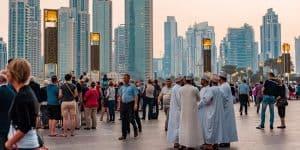 Busy Dubai