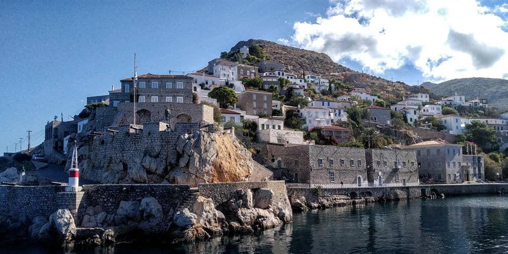 The Trip To Greece - Hydra