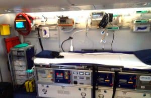 Patient Transport Compartment(PTC)
