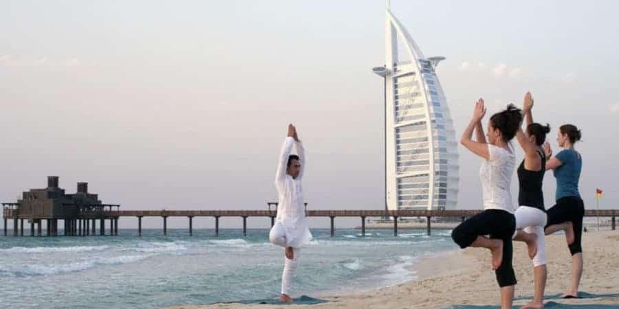 Yoga-Jumeirah-Al-Naseem