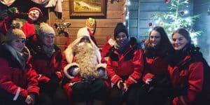 Lapland-Santa