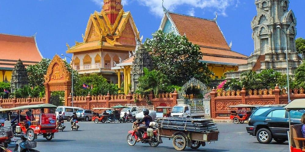 Cambodia Vietnam Guide