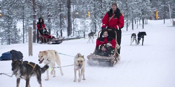 Santa's-Lapland
