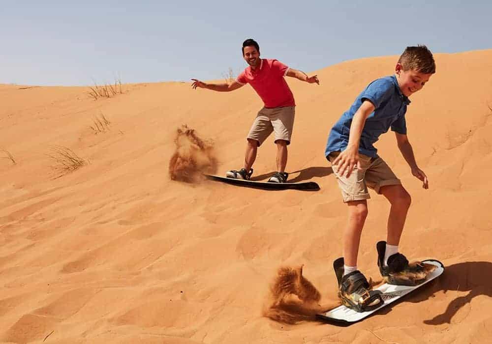 Dubai-Sand-Boarding