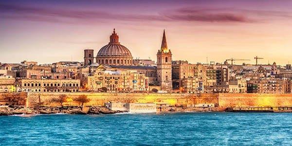 Valletta-shoreline