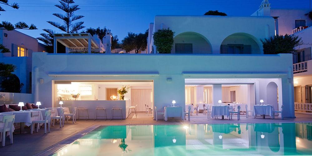 Hôtel Grace Mykonos