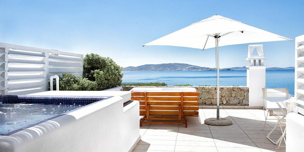 Grace Mykonos - VIP Terrace